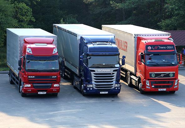 доставка грузов и ЕС в Минск
