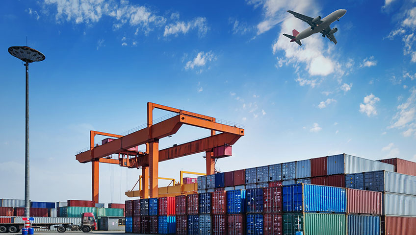 доставка груза из Китая под ключ