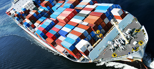 Доставка грузов морским путем из Китая