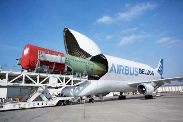 перевозка негабаритного груза самолетом