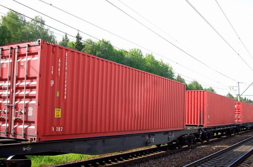 контейнерная перевозка товаров