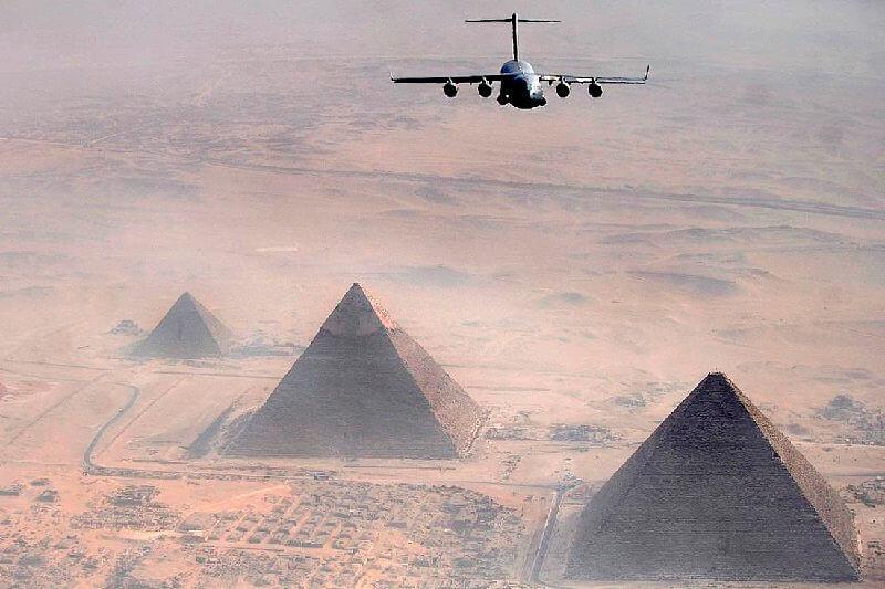 перевозка грузов самолетов в Египет из Беларуси и обратно