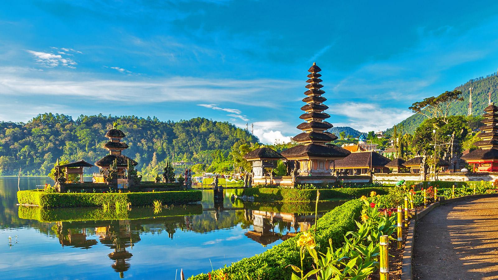 авиаперевозки в индонезию