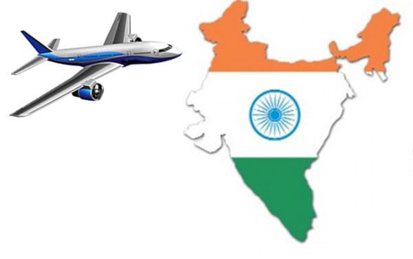 перевозка самолетом груза из Индии в Беларусь